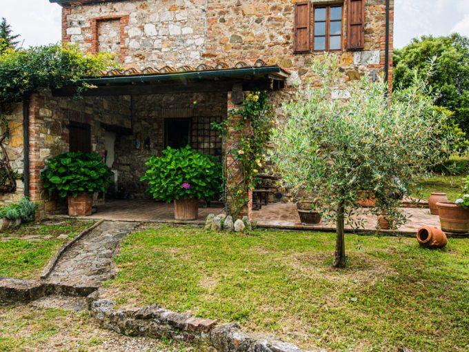 Tuscany Real Estate - Casale San Quirico   - Appart Martellini 41 680x510