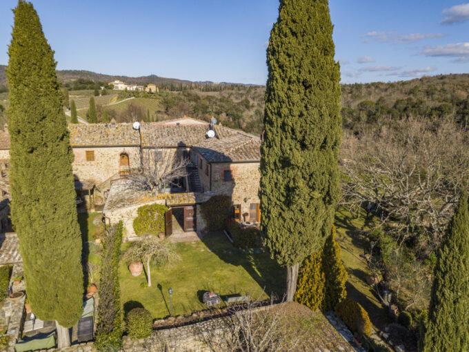 Tuscany Real Estate - Podere San Giovanni   - DJI 0755 680x510