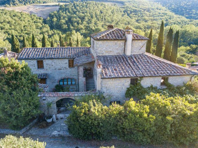 Tuscany Real Estate - Casa Le Piane   - DJI 0083 680x510