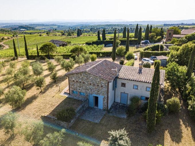 Tuscany Real Estate - Casa Oriente   - DJI 0026 680x510